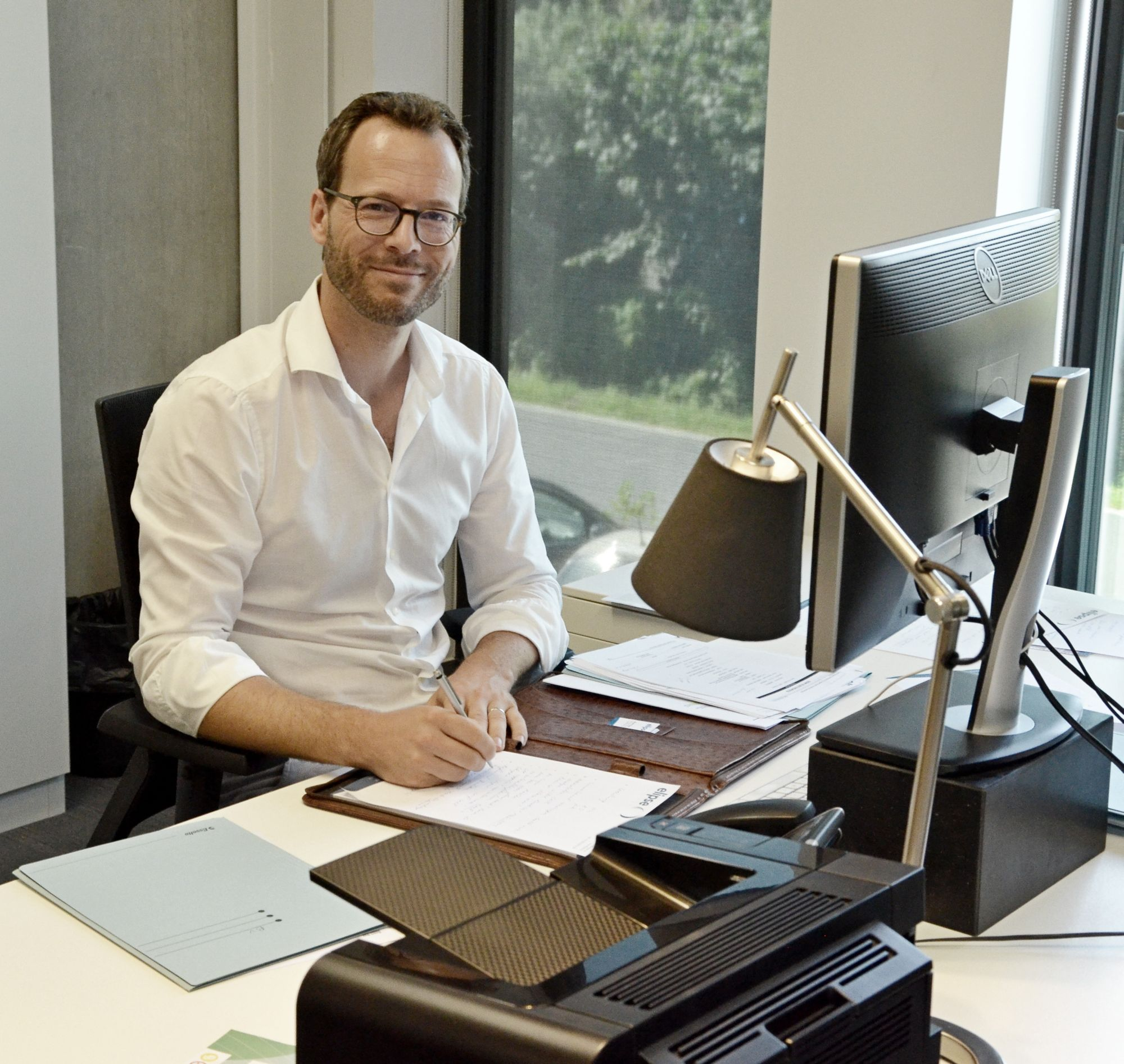Evert Gys, managing director Elipse nv
